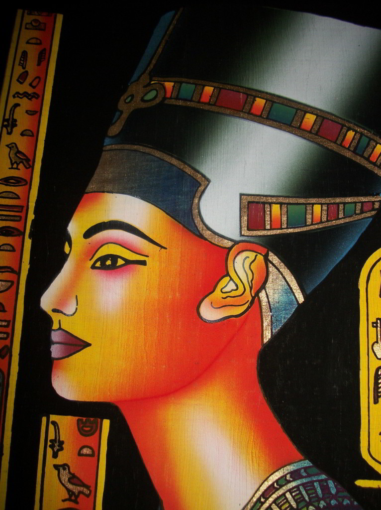 history of manicures in ancient Egypt